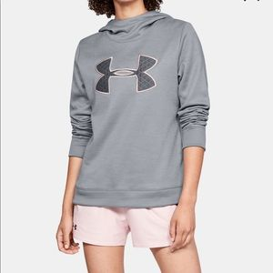 Under Armour Fleece Big Logo Sweatshirt